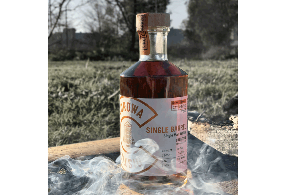Corowa Distillery - Peated Port Cask Single Malt Whisky