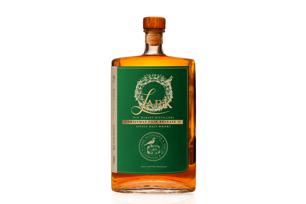 Lark x Old Hobart Distillery - Christmas Cask Single Malt Whisky (Release II)