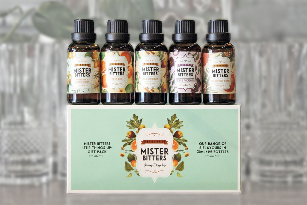 Mister Bitters - Bitters Sample Pack 5pc