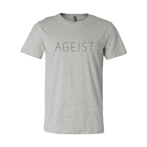 DC's grey/grey T-shirt