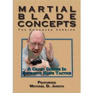 Martial Blade Concepts - The Enhanced Version DVD