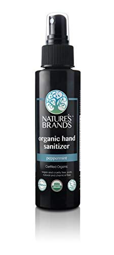Organic Hand Sanitizer by Herbal Choice Mari
