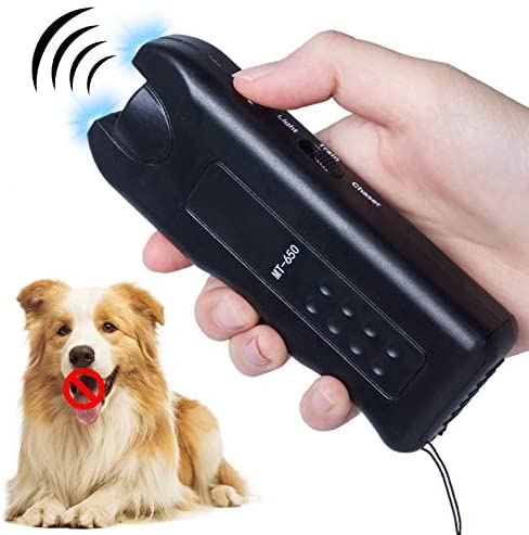 BarxBuddy Handheld Dog Repellent & Trainer