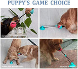 Suction Cup Dog Toy, Upgraded Dog Chew Toy