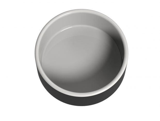 Happy Pet Project Bowls keep water and food fresh for hours and limits bacterial contamination. Soak the Pet Bowl in water for 60 seconds to activate the natural cooling effect that will last several hours. 8 inches in size.
