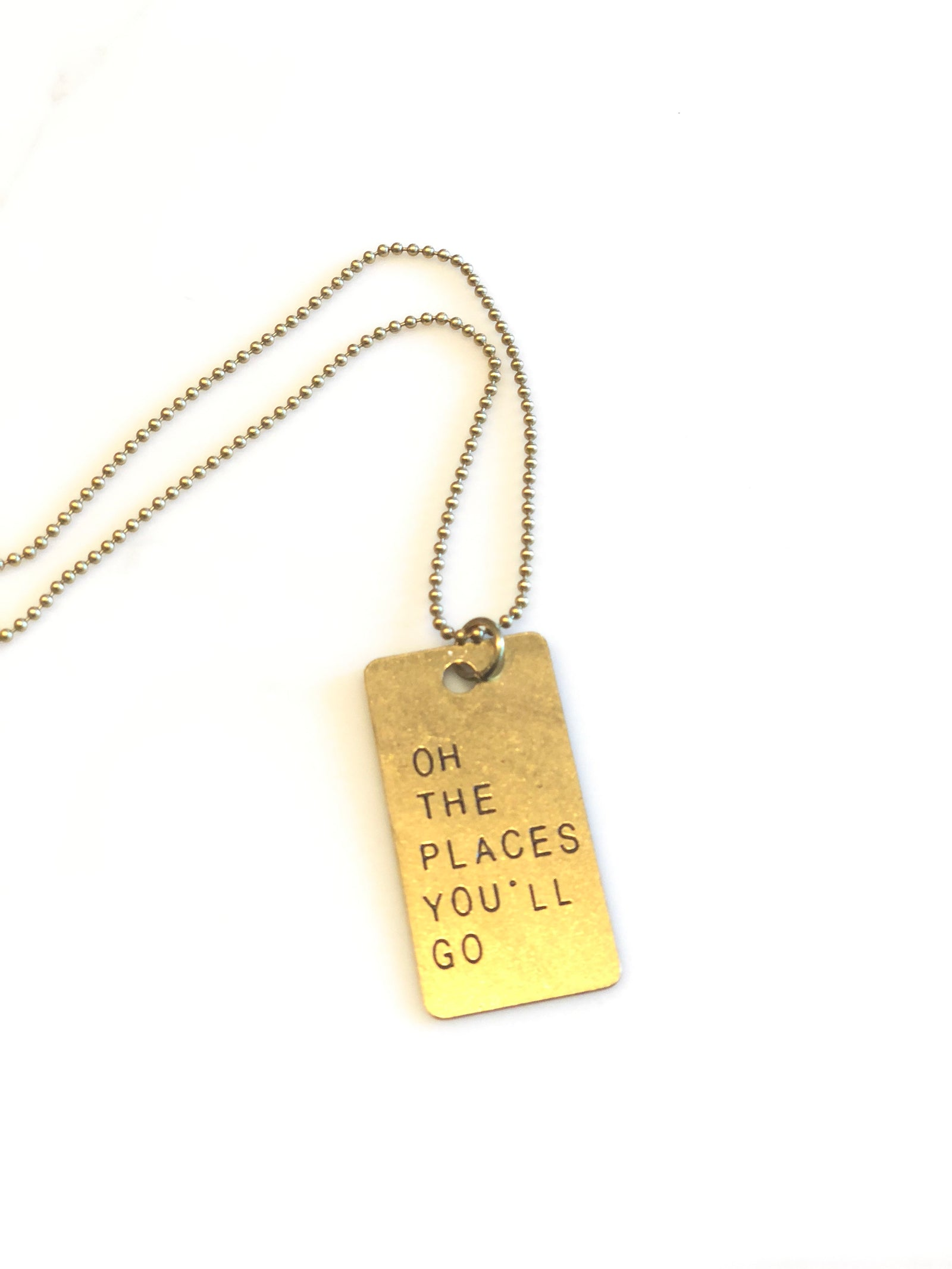 The Copper Collection Necklaces : Many Sayings