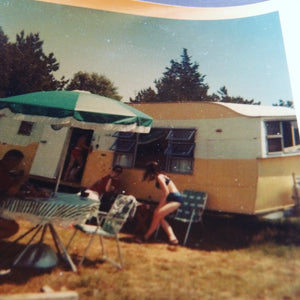 Campsite back in 1974