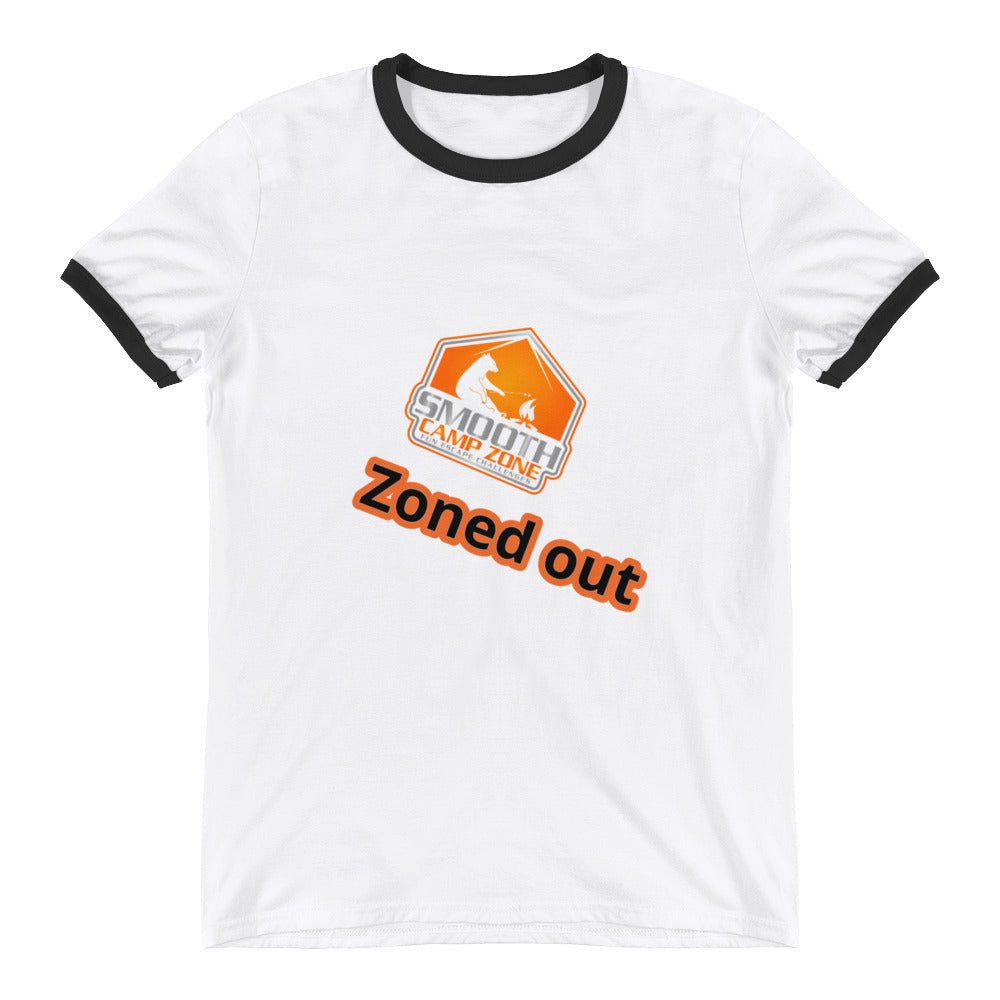 Ringer T-Shirt - smooth camp zone