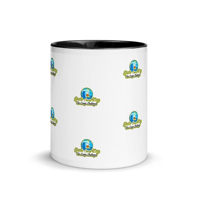 Surfing Bear Mug - smooth camp zone