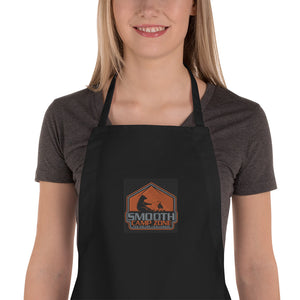 Smooth Camp Zone  Apron - smooth camp zone