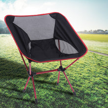 Portable Folding Chair - smooth camp zone