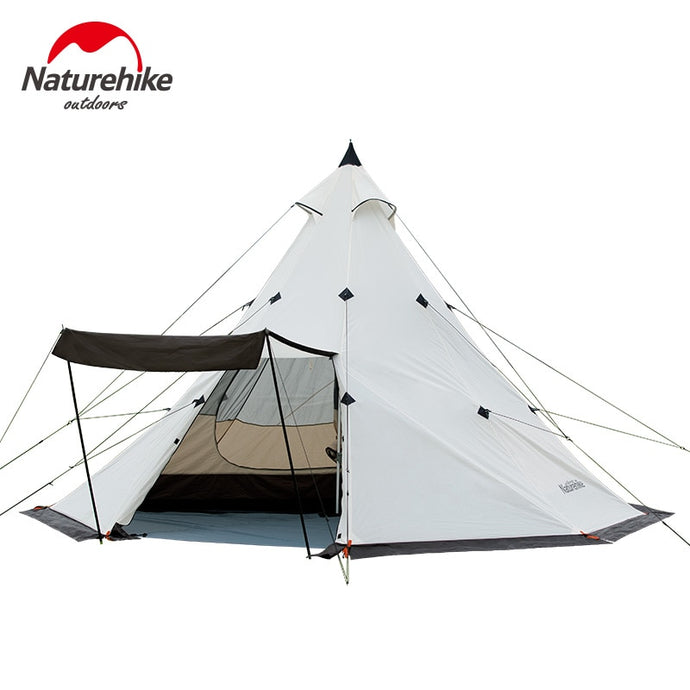 Pyramid super large tent - smooth camp zone
