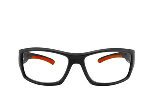 Onyx Computer Glasses Red/Black