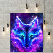 Diamond Painting - Traum-Wolf