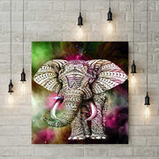 Diamond Painting - Gottes-Elefant