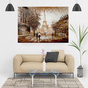 Diamond Painting - Eiffelturm Vintage