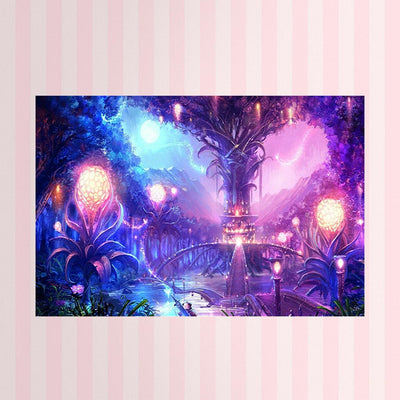 Diamond Painting - Fantasy World