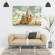 Diamond Painting - Basil Cathedral