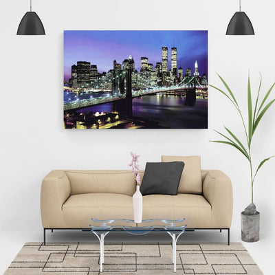 XXL - Diamond Painting - Skyline von New York
