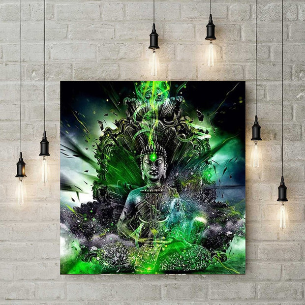XXL - Diamond Painting - Buddha 2
