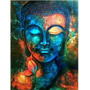 XXL - Diamond Painting - Buddha