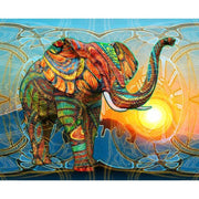 Diamond Painting - Mystischer Elefant