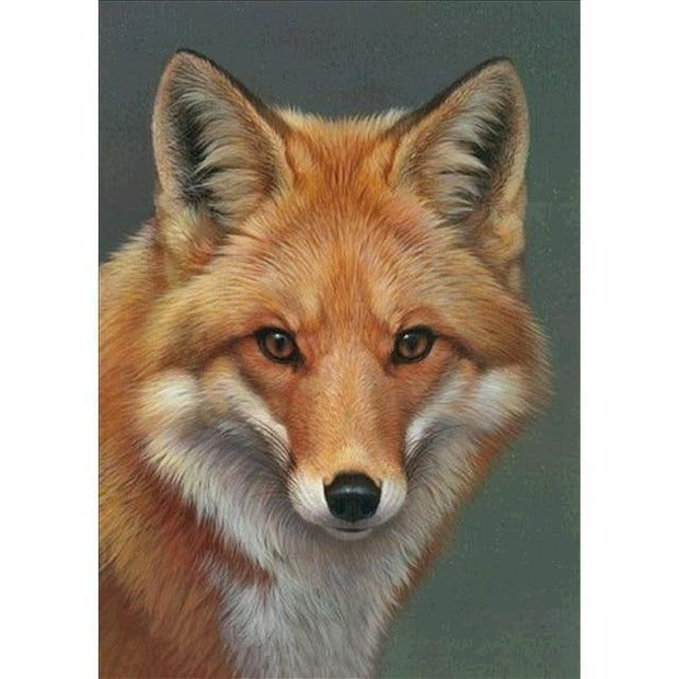 Diamond Painting - Der Fuchs