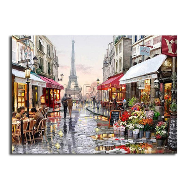 Diamond Painting - Paris