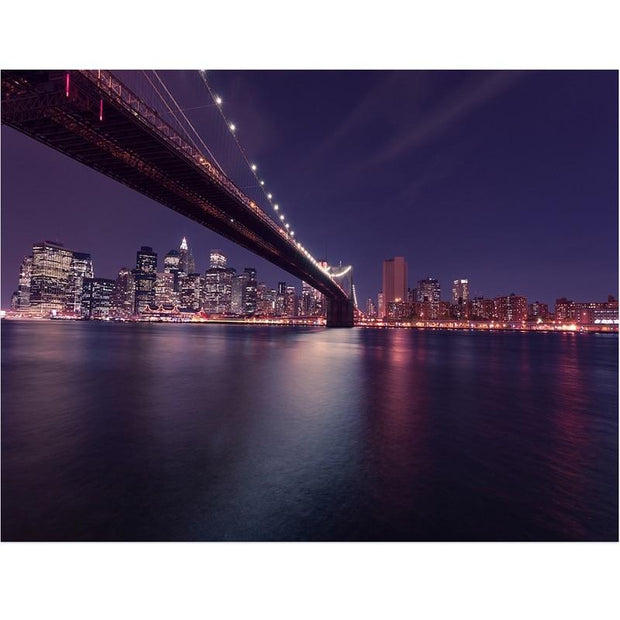 XXL - Diamond Painting - Brooklyn Bridge bei Nacht