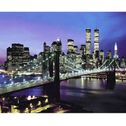 Diamond Painting - Skyline von New York