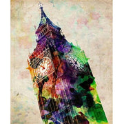 XXL - Diamond Painting - Big Ben