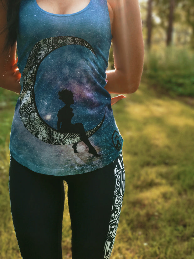 New Moon Tank Top