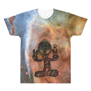 Alien All-Over T-Shirt