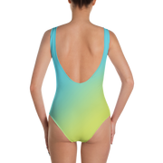 Buddha One Piece Bathing Suit