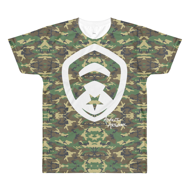 Camo All-Over T-Shirt