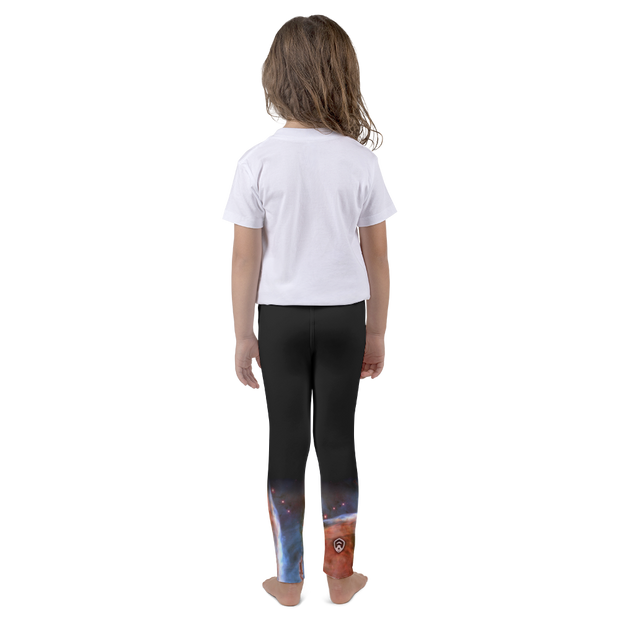 Kids- Faded Space Leggings