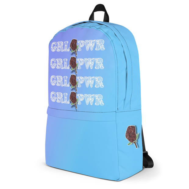 GRL PWR Colored Backpack