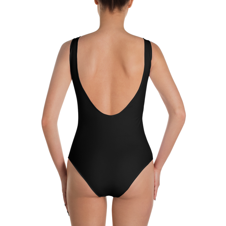 GRL PWR One Piece Bathing Suit