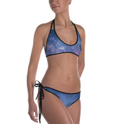 Galaxy & GRL PWR Reversible Bathing Suit