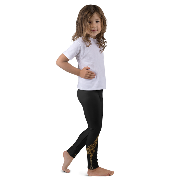 Kids- Giraffe Leggings