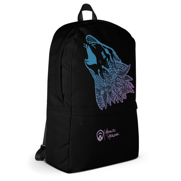 Howling Wolf Backpack