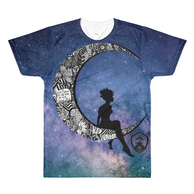 New Moon All-Over T-Shirt