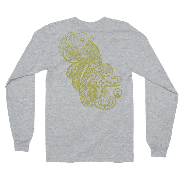 Octodoodle Long Sleeve