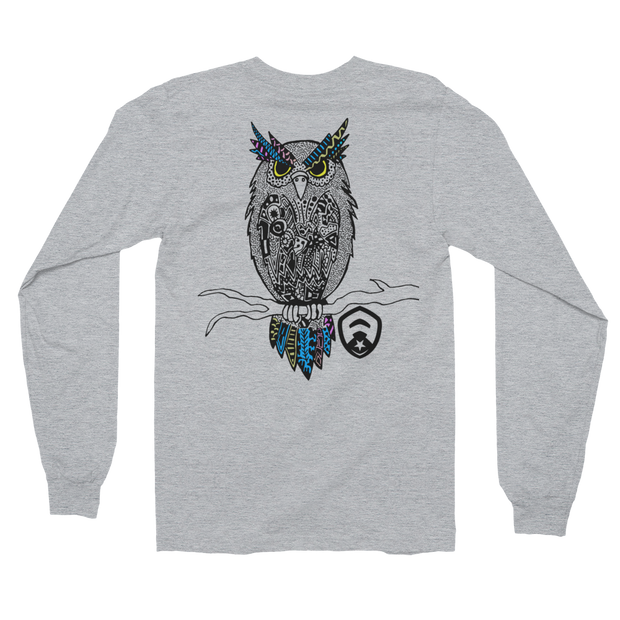Owl Long Sleeve