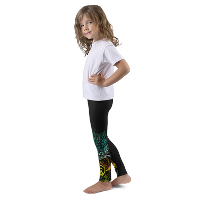 Kids- Pineapple Leggings