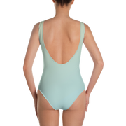 Pineapple One Piece Bathing Suit