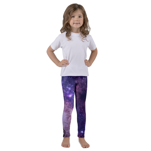 Kids- Galaxy Leggings