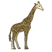 Sticker- Giraffe