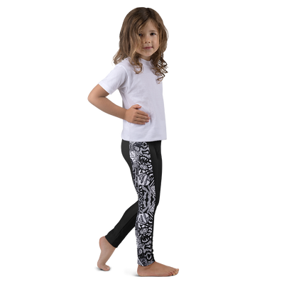 Kids- Striped Leggings