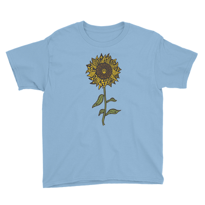 Kids- Sunflower Tee